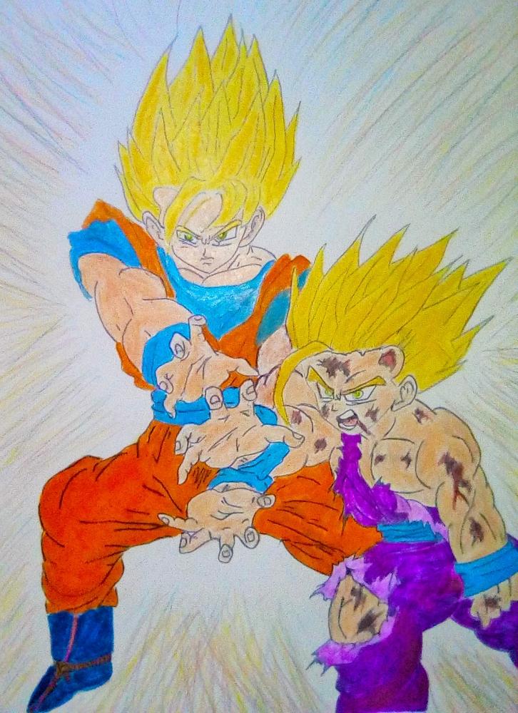 Dragon Ball by lita